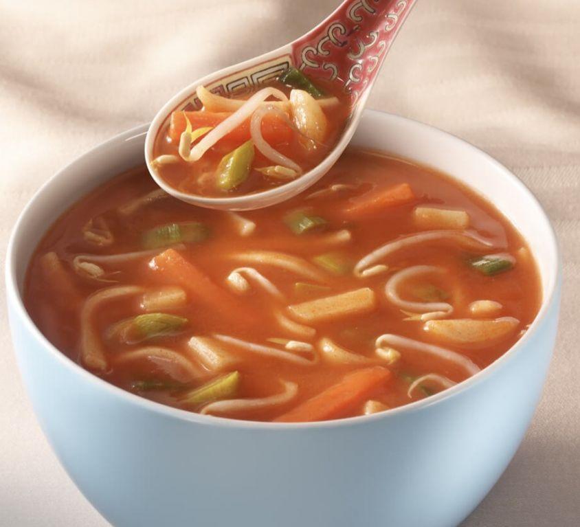 Nonveg/Veg Manchow Soup