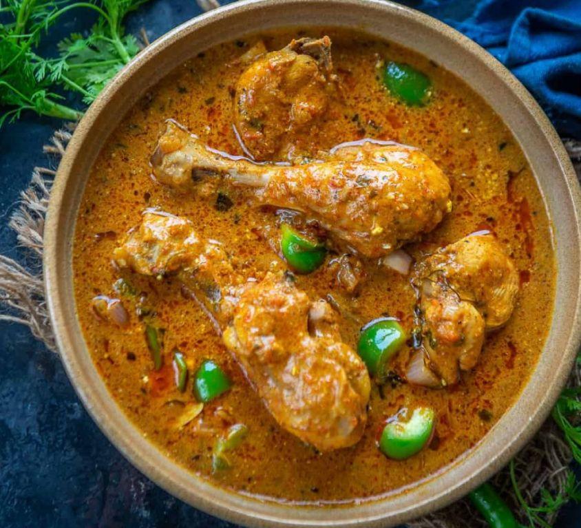 Karahi Chicken