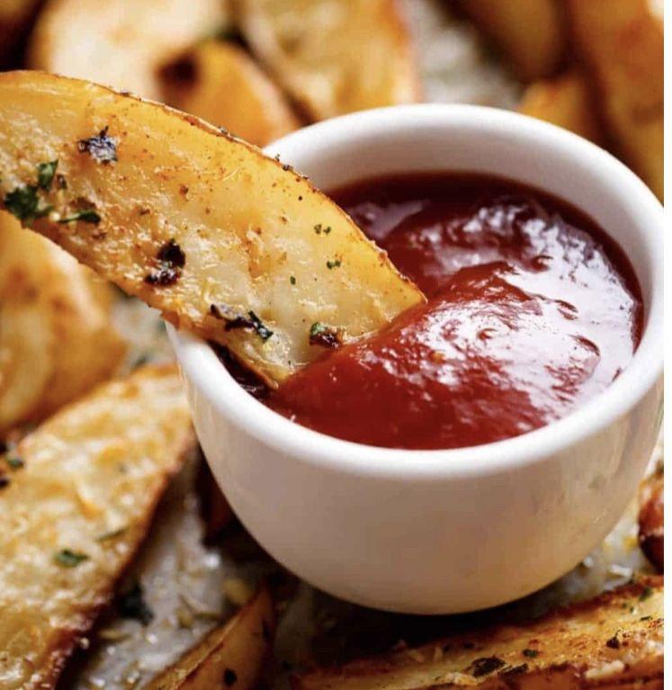Crispy Potato veggies
